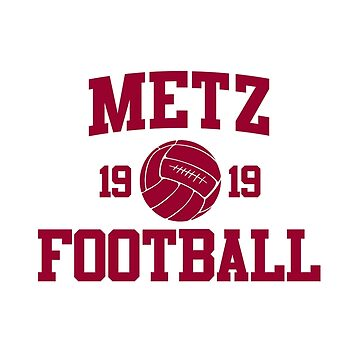 Metz Football Athletic College Style 2 Gray by Toma-51