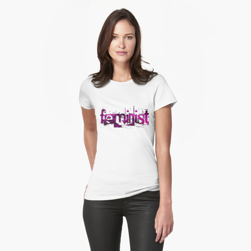 Feminist Fitted T-Shirt