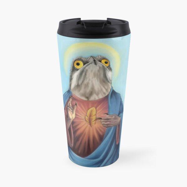 Our Lord and savior potoo bird Travel Mug