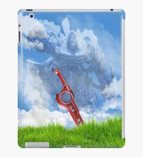 Xenoblade Chronicles cover iPad Case/Skin