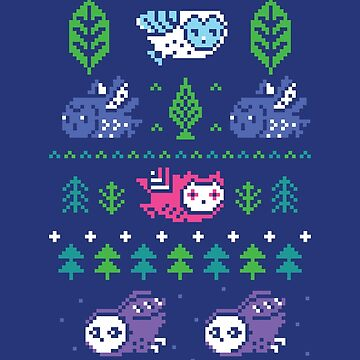 Faire isle owls_1 by PenguinHouse