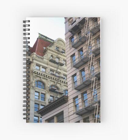 Downtown San Francisco, California Spiral Notebook