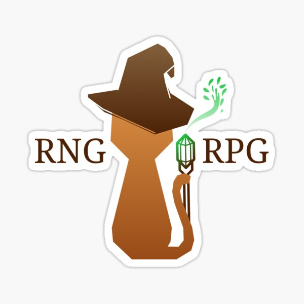 RNG Gaming - RPG Group Sticker