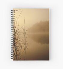 Nature and Silence Spiral Notebook