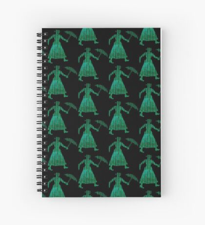 Tuppence (Maryborough, Qld) Spiral Notebook