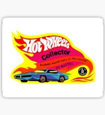 Vintage Hot Wheels Sticker