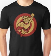 ween super hero logo hot design Unisex T-Shirt