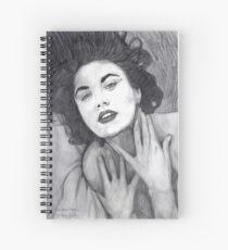 Sherilyn Fenn Twin Peaks Spiral Notebook