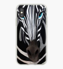 Stripes are slimming iPhone Case
