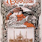 Le Livre D'Or de L'Exposition 1900 (The Gold Book of the 1900 Exhibition) by Douglas E.  Welch