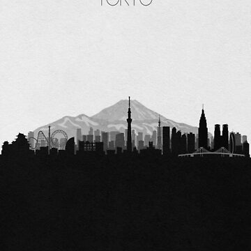 Travel Posters | Destination: Tokyo by geekmywall
