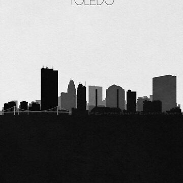 Travel Posters | Destination: Toledo by geekmywall
