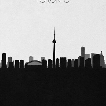Travel Posters | Destination: Toronto by geekmywall