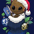 Stocking Stuffer: Little Tree by dooomcat