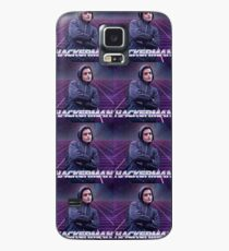 Hackerman - Rami Malek Case/Skin for Samsung Galaxy