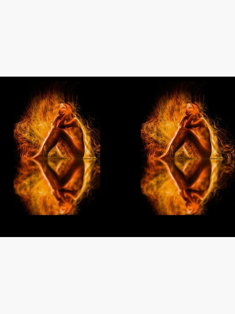 Spirit and Fire by jonthebon