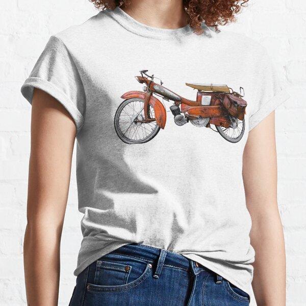 Cyclomoteur Motobecane Vintage Français T-shirt classique