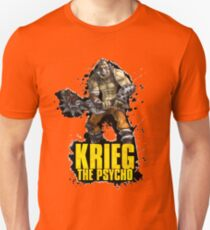 Krieg - Borderlands Unisex T-Shirt