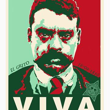 viva zapata  by roger7265