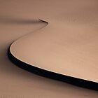 Desert spiral by Olwen Evans