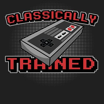 Classically Trained! by GeekyAlliance