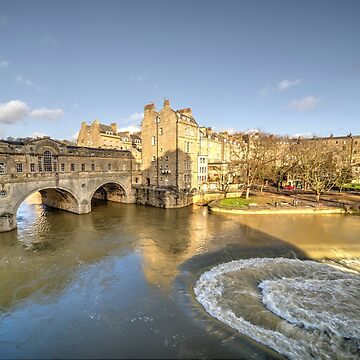 Pulteney Bridge by hawkie