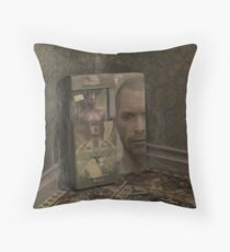 Agent Blackjack: M.I.A Throw Pillow
