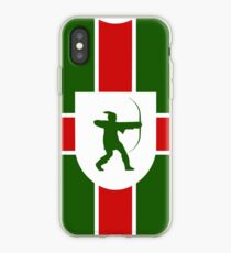 Flag of Nottinghamshire, England iPhone Case