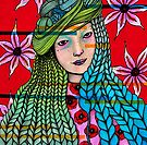 Yarn Stash  by Alexandra Melander