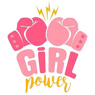 Girl power by SIR13