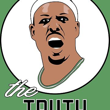 """Paul """"THE TRUTH"""" Pierce by RatTrapTees"""