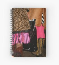 I'll wear that if you wear this... Spiral Notebook