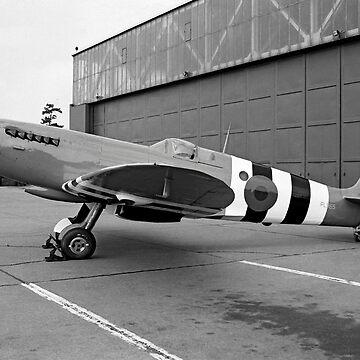 Supermarine Spitfire PR.XI PL965 by oscar533