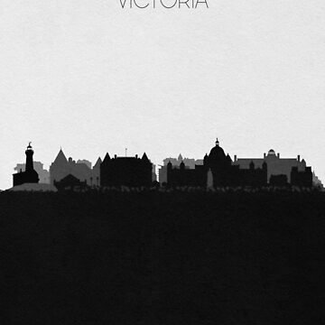 Travel Posters | Destination: Victoria by geekmywall