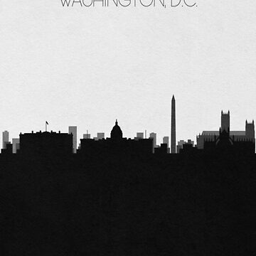 Travel Posters | Destination: Washington, D.C. by geekmywall