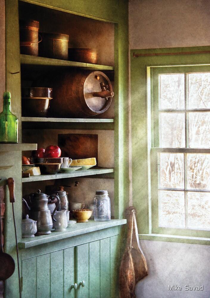 Chef - Kitchen Necessities by Michael Savad