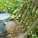 Allegheny Water Can by Bob  Perkoski