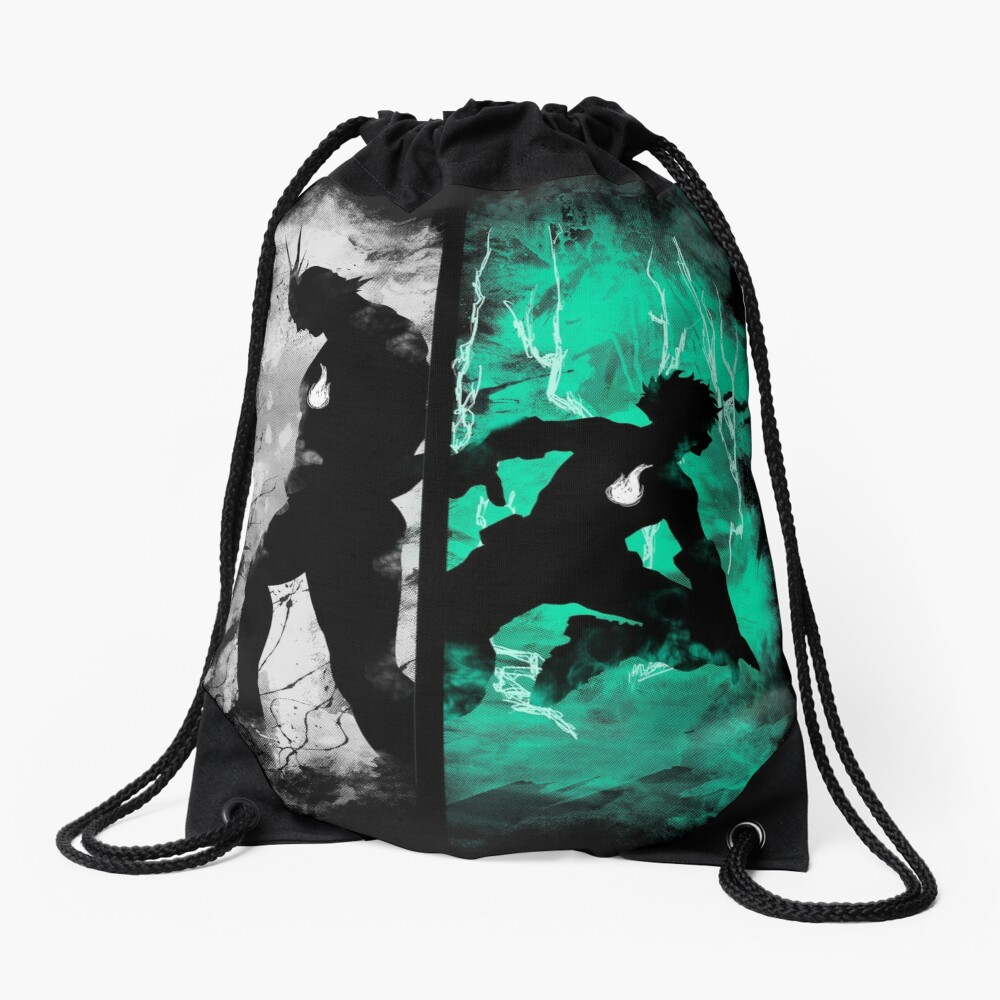 One For All Drawstring Bag