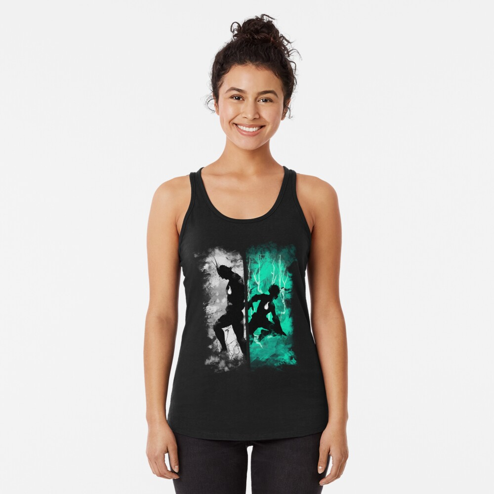 One For All Racerback Tank Top