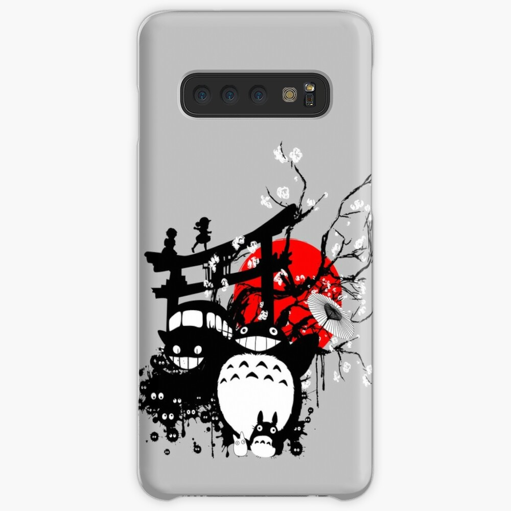 Japan Spirits Cases & Skins for Samsung Galaxy