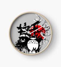 Japan Spirits Clock