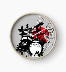 Spiritueux du Japon Horloge