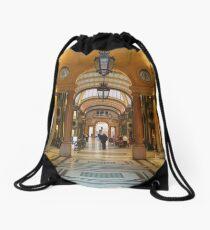 Galleria San Federico Drawstring Bag