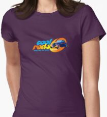 Hot Rod T Women's Fitted T-Shirt