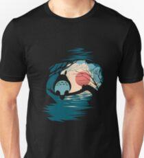 Camiseta unisex salida del sol