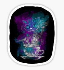 Cheshires Tee Sticker