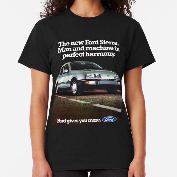 Power By Cosworth T-Shirt Escort Sierra Car Enthusiast VARIOUS SIZES /& COLOURS