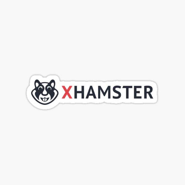 Official White Xhamster t-shirt Sticker