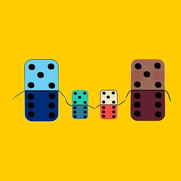 Domino Family by monicamarcov