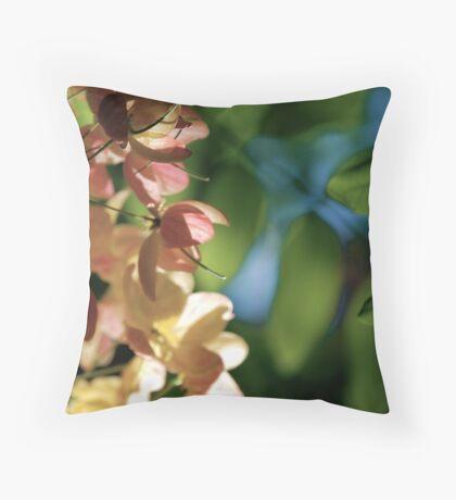 Slightness... Kauai Sensual Series Throw Pillow